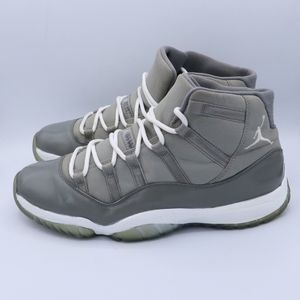 Jordan 11 High Cool Grey Size 12